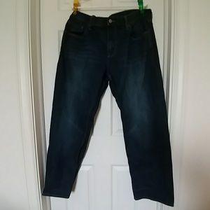 BR Men's Vintage Straight Jeans